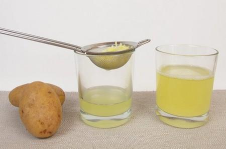 Сок картофеля при миоме